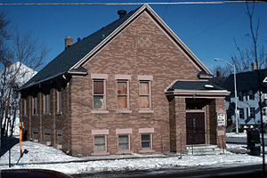Prince Hall Freemasonry - Image: Madison, WI, Prince Hall Lodge