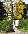 Madley War Memorial - geograph.org.uk - 1507787.jpg