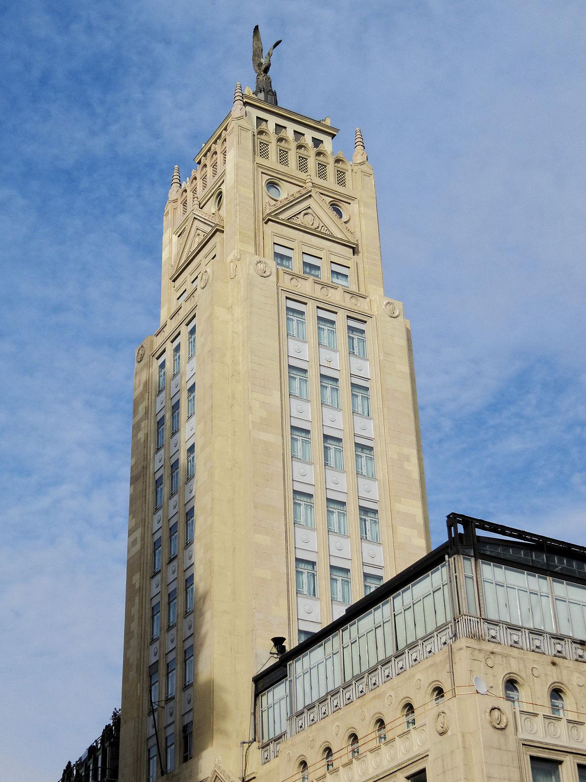 Town And Country Insurance >> La Unión y el Fénix Español building - Wikipedia