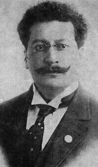 Ricardo Flores Magón - Image: Magon