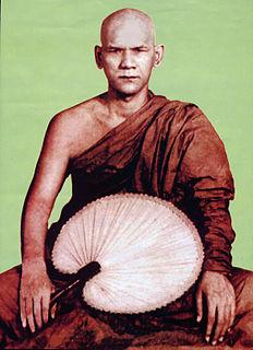 Burmese Buddhist philosopher