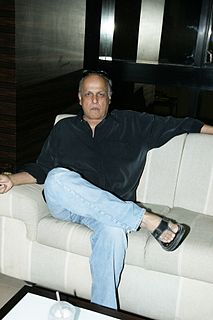 Mahesh Bhatt Indian film director, producer and screenwriter