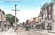 Main Street, Woodstock, Ill