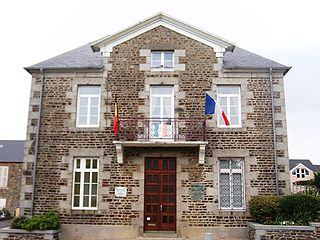 Saint-Pair-sur-Mer Commune in Normandy, France
