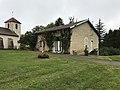 Mairie et église de Monnetay (Jura, France) octobre 2017.jpg