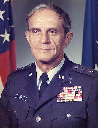 Richard Carr (chaplain) - Official U.S. Air Force Photo