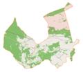 Majdan Królewski (gmina) location map.png