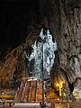 Malaysia - 023 - KL - Batu Caves Hindu temple (3510546642).jpg