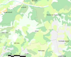 Map commune FR insee code 04072.png