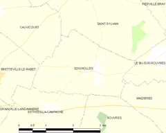 Map commune FR insee code 14674.png