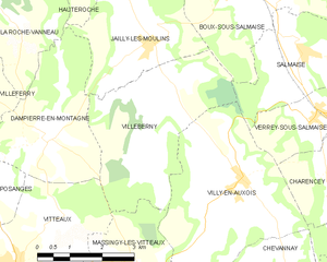 Map commune FR insee code 21690.png