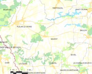 Map commune FR insee code 35169.png