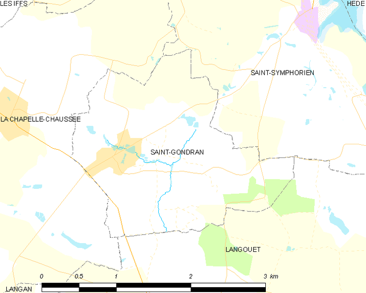 Archivo:Map commune FR insee code 35276.png