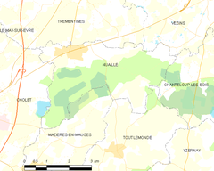 Map commune FR insee code 49231.png