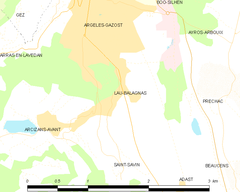 Map commune FR insee code 65267.png