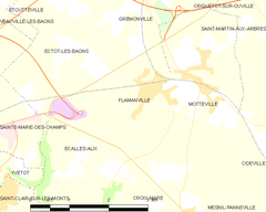 Map commune FR insee code 76264.png