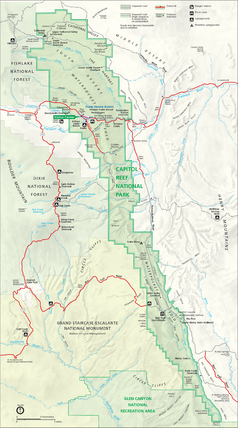 Map of Capitol Reef National Park.png