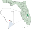 Map of Florida highlighting Okeechobee.png