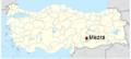 Map of Mezra, Akçadağ.png