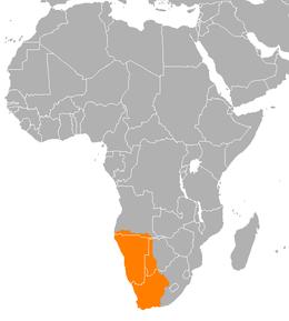 Mapa distribución gaceta (antidorcas marsupialis).png