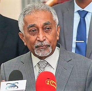 Mari Alkatiri 2nd Prime Minister of East Timor