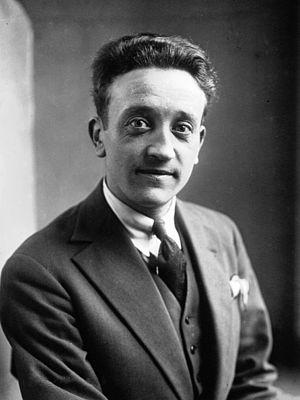Marcel Gobillot - Marcel Gobillot in 1926
