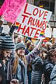 March against Trump, New York City (30950542885).jpg