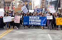 March for Our Lives 24 March 2018 in Pittsburgh, Pennsylvania - 001.jpg