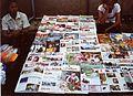 Marchand de journaux à Yangon.jpg
