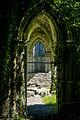 Margam Abbey ruin chapter house (7961753132).jpg