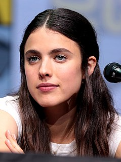 Margaret Qualley American actress and model