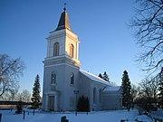 Marian kirkko talvella 2