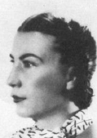 Marina Núñez del Prado - Image: Marina Nuñez del Prado