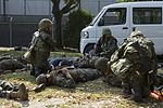 Marines, Japanese soldiers bridge gaps while training 151022-M-OH021-342.jpg