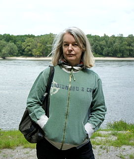 Marlene Streeruwitz Austrian playwright and author