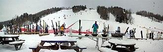 Marquette Mountain - Base of Marquette Mountain