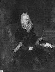 Marthe du Val, 1660-1741, gift med de Rocoulles