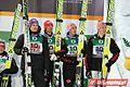 Martin Schmitt, Michael Uhrmann, Michael Neumayer, Severin Freund Oslo 2011 (team, normal hill).jpg
