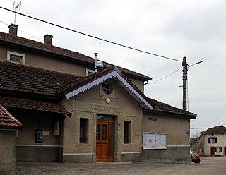 Martinvelle Commune in Grand Est, France