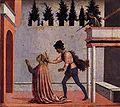 Martyrdom of St Lucy (predella 5), berlino.jpg