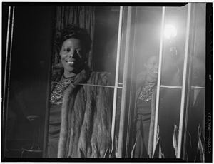 English: Mary Lou Williams |between 1938 ...