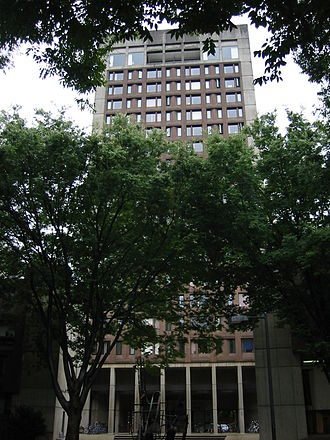 Mather House (Harvard College) - The High Rise