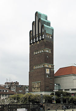 Mathildenhöhe (Wedding Tower)