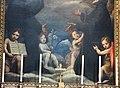 Matteo rosselli, trinità e santi, 1640, 02.JPG