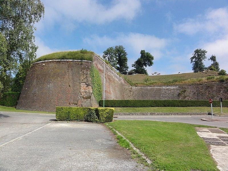 Citadelle de Maubeuge (Nord, Fr)