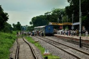 Mauranipur - Mauranipur Station