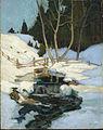 Maurice Cullen - La Fonte des neiges.jpg