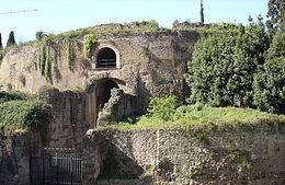 Villa Di Agrippina Lago Lucrino