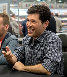 Max Brooks at BookExpo (15957).jpg