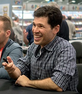 Max Brooks American actor and author
